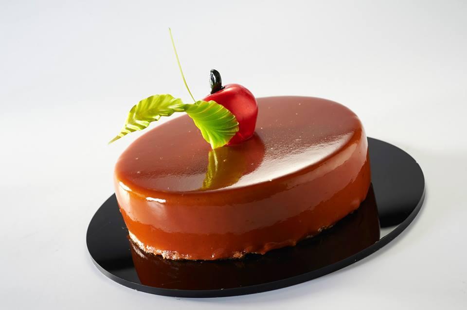La svizzera si qualifica per i mondiali di pasticceria scelte di gusto - Glasse a specchio alla frutta ...