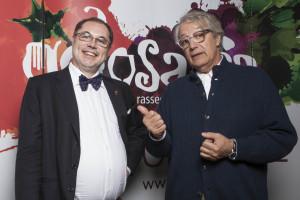 Paolo Massobrio + Davide Rampello