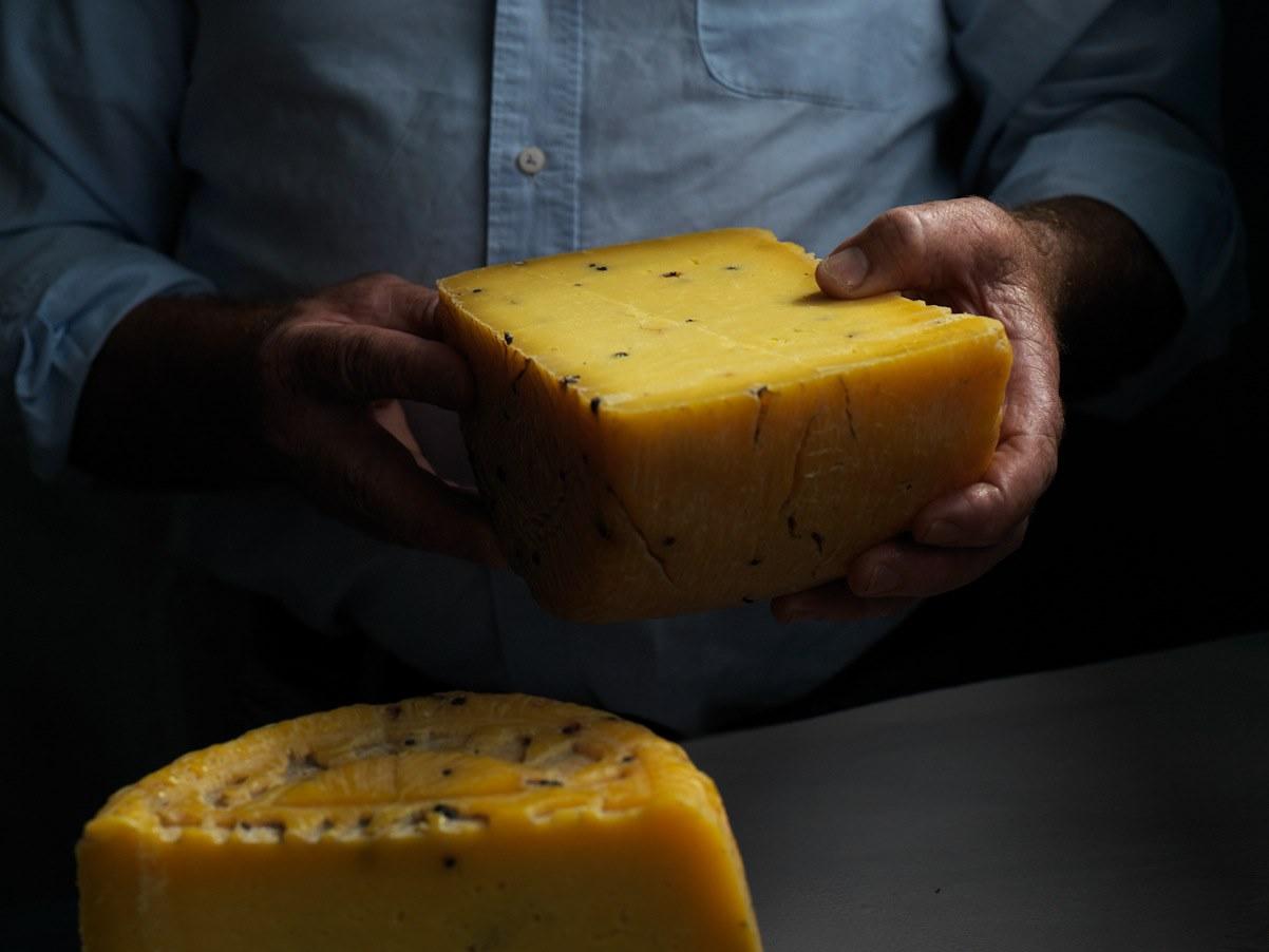 """Luigi Annino, Slow Food Enna: """" Il cibo non è un fatto di moda"""""""