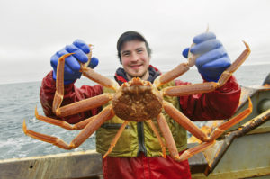 pescatore di king crab