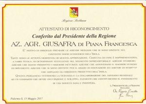riconoscimento regione sicilia