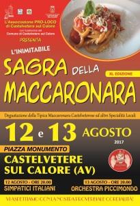 man maccaronara 2016