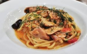 linguine papagallo