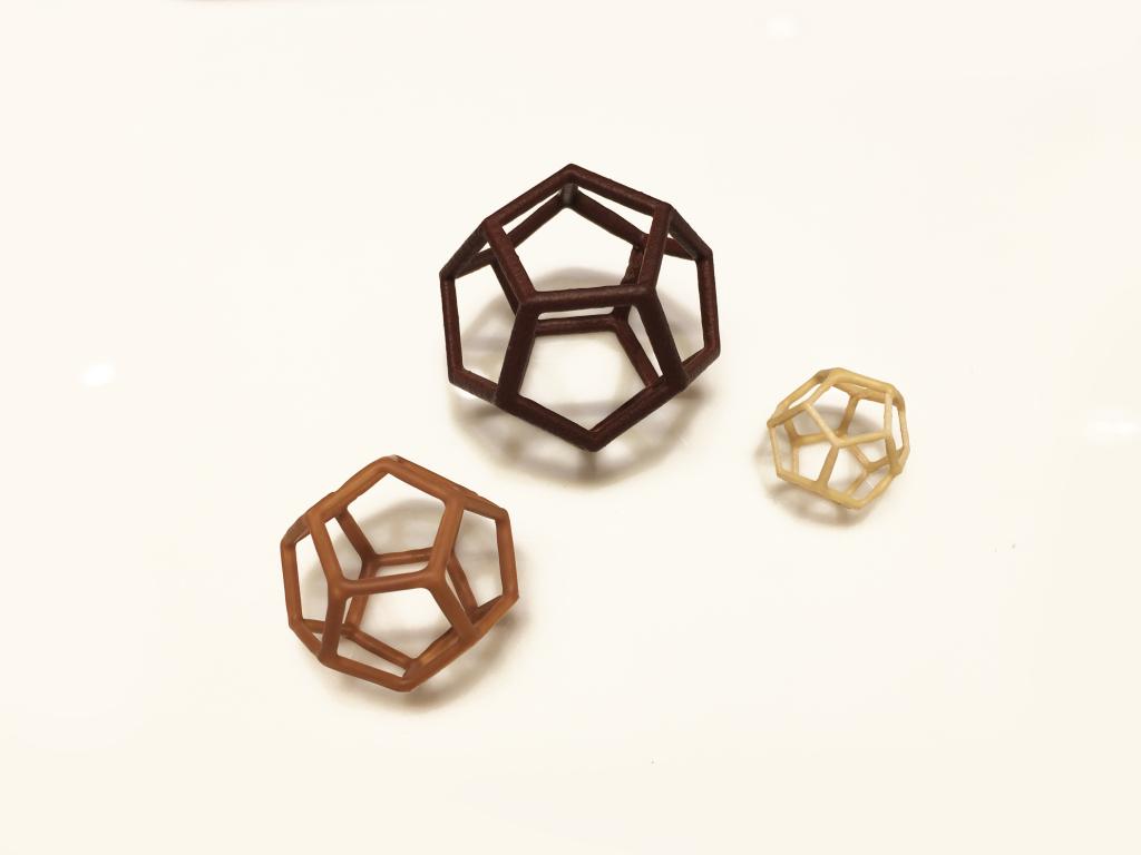 DGUSTO - TOMOKO AZUMI Dodecahedron (2)