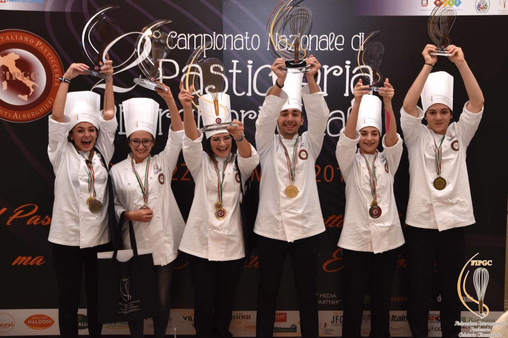 FIPGC_ Vincitori campionato italiano istituti alberghieri 2018 (2)