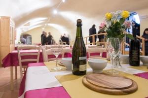 Sala degustazione Museo del Vino (1)