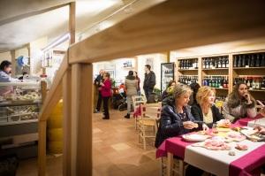Sala degustazione Museo del Vino (2)